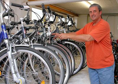 Fahrradladen giessen